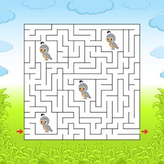 Labyrinthe.