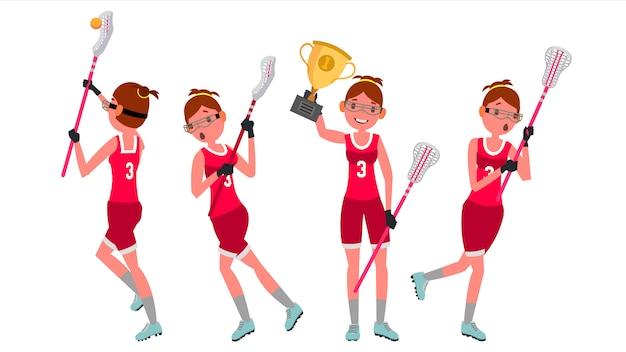 Lacrosse femmes