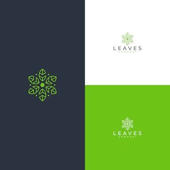Laisser le modèle de logo