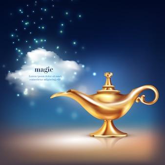 Lampe aladdin
