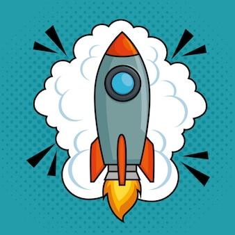Lancer la fusée lanceur