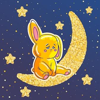 Lapin de lune