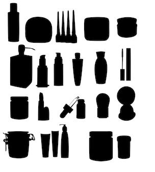 Large gamme de pots cosmétiques