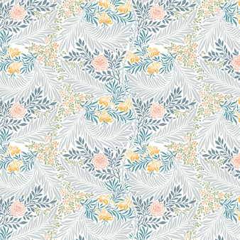 Larkspur par william morris