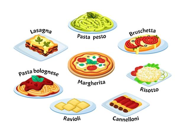 Lasagne au fromage mozzarella fondu fraîchement cuit