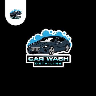 Lavage de voiture logo