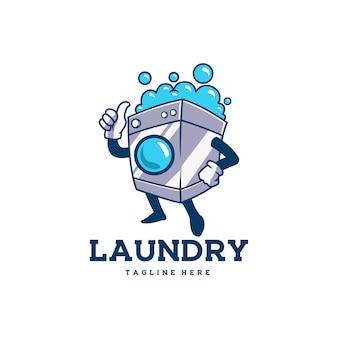 Lave-linge chambre domestique laveuse ménagère