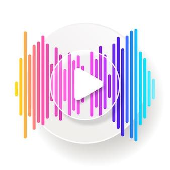 Lecteur de musique pulse
