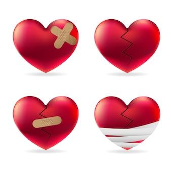 Lésion cardiaque