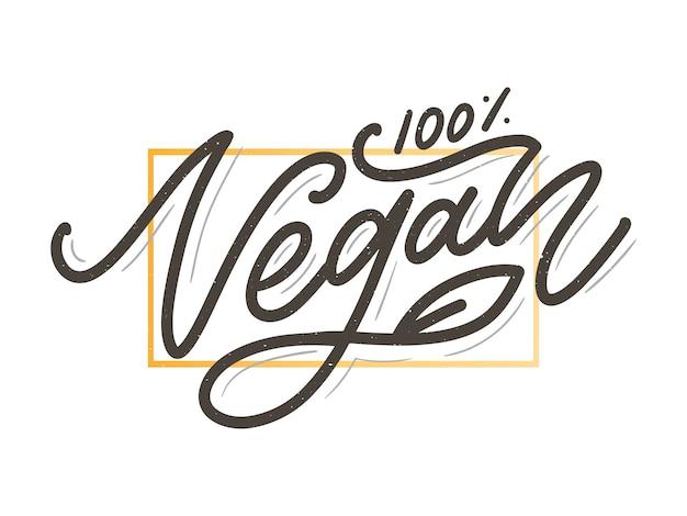 Lettrage manuscrit de conception de nourriture d'illustration vectorielle pour les éléments de vecteur de menu de café de restaurant p...