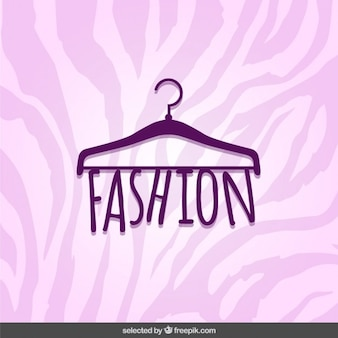 Lettrage de la mode