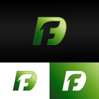 Lettre df logo