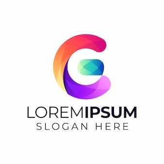 Lettre e logo