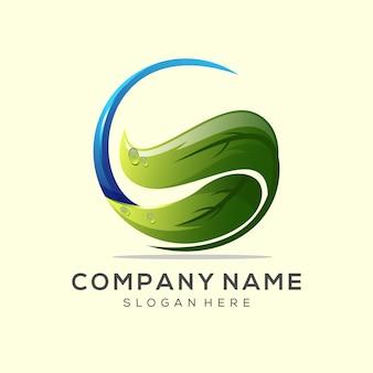 Lettre g logo premium vector