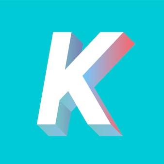 Lettre k