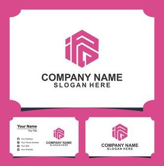 Lettre de logo ipa