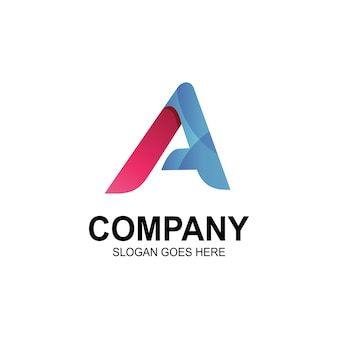 Lettre un logo