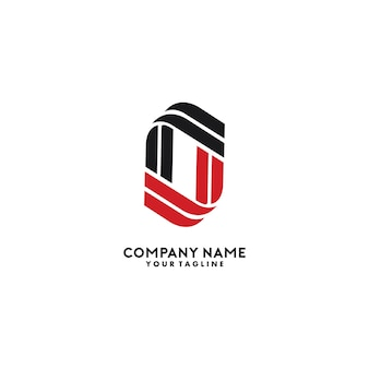 Lettre o logo design