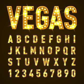Lettres de casino