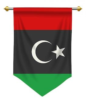 Libye pennant