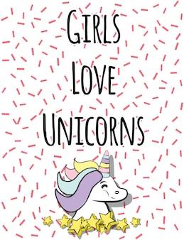 Des licornes