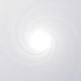 Ligne minute radiale vortex
