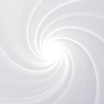 Ligne radiale vortex