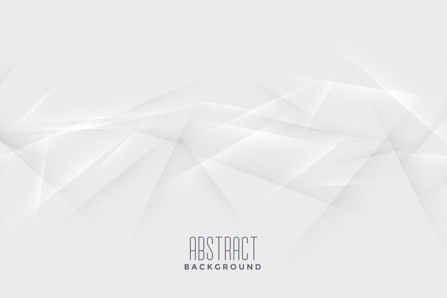 Lignes abstraites chaos fond blanc