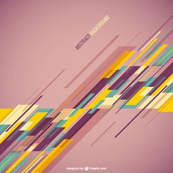 Lignes abstraites papier peint