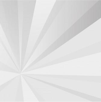 Les lignes blanches et grises pointent sur la cible