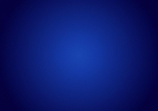 Lignes diagonales abstraites rayé fond dégradé bleu