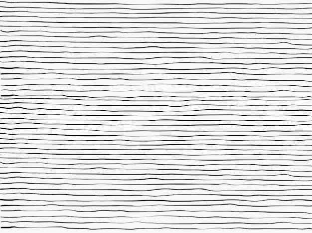 Lignes de traits de grunge artistiques dessinés à la main. conception d'illustration vectorielle.