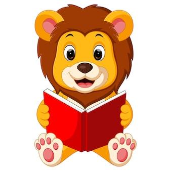 Lion livre de lecture