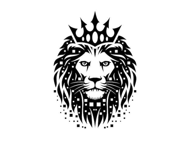 Le lion numérique
