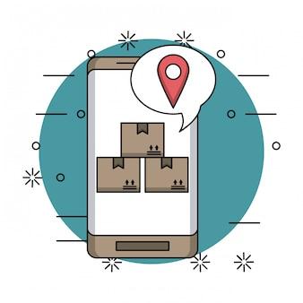 Livraison et logistique en ligne