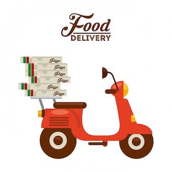 Livraison de nourriture