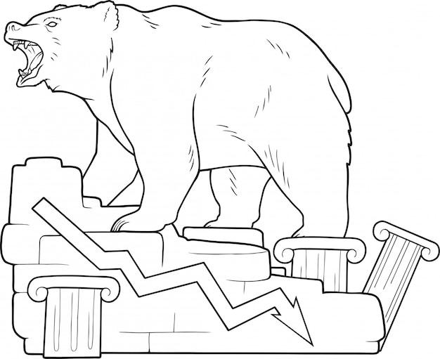 Livre de coloriage ours