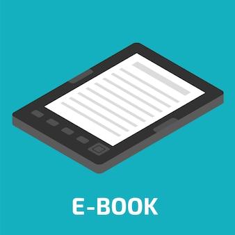 Livre électronique isométrique