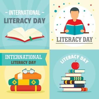 Livre de la journée de l'alphabétisation