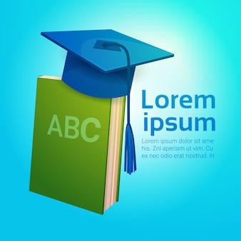 Livre, livre, diplôme, école, éducation, concept, connaissance