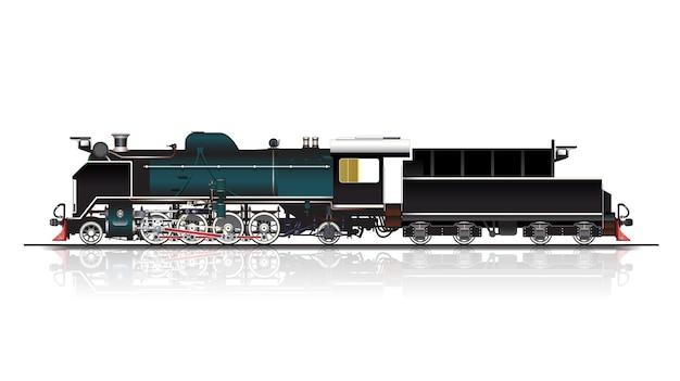 Locomotive printsteam
