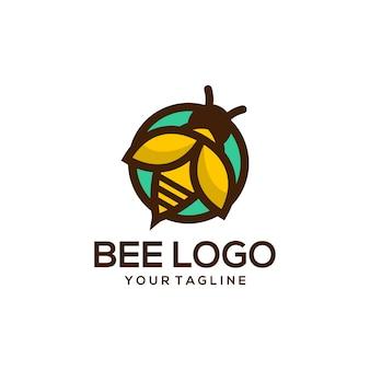 Logo abeille