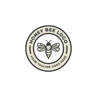 Logo d'abeille
