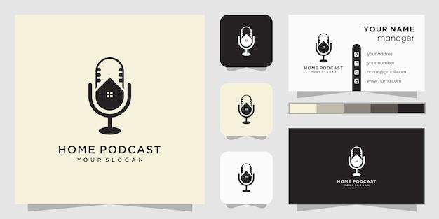 Logo d'accueil du podcast