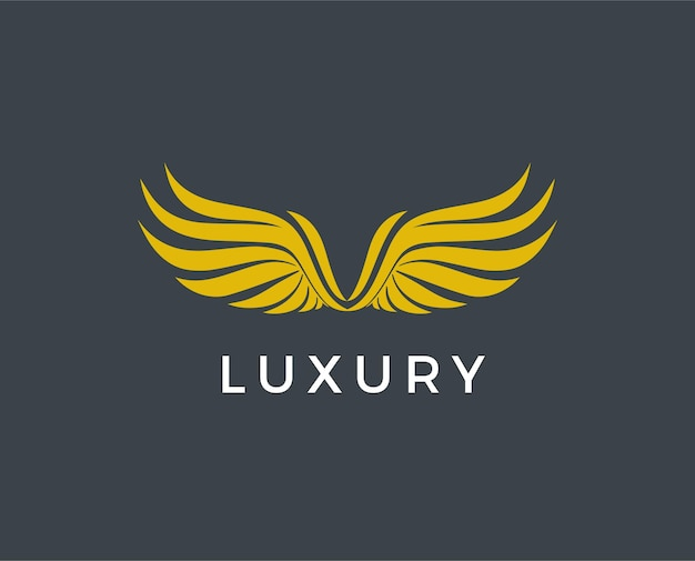 Logo ailes d'or