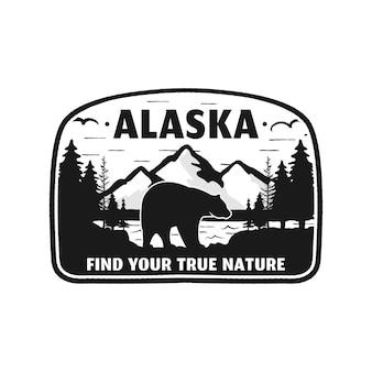 Logo de l'alaska