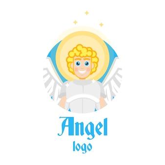 Logo d'ange