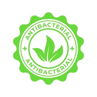 Logo antibactérien
