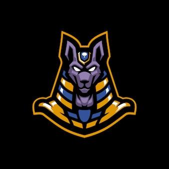 Logo anubis esport