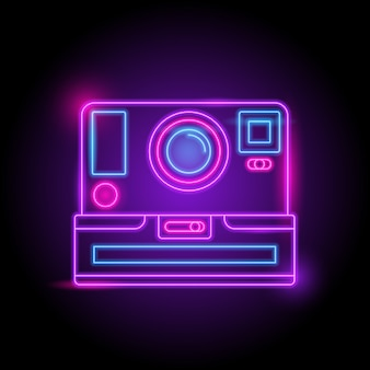 Logo de l'appareil photo